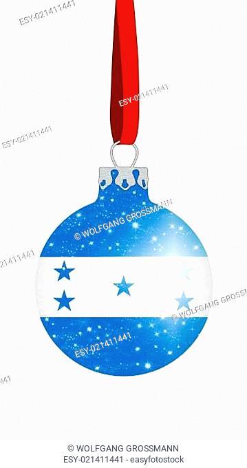 Christbaumkugel Honduras