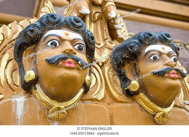 Sri Lanka, region, Jaffna, Asia, Nallur Kandaswamy Kovil temple