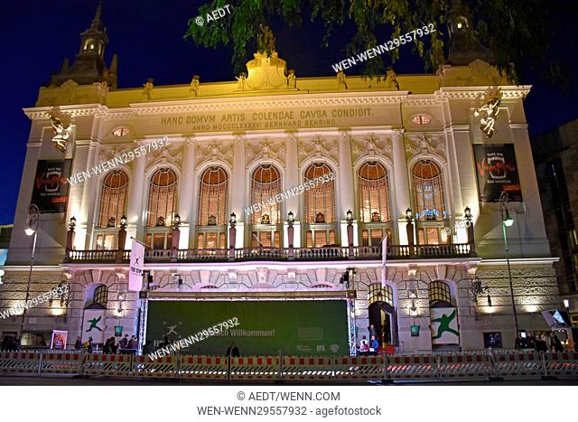 First Steps Awards 2016 After Party At Theater Des Westens 918