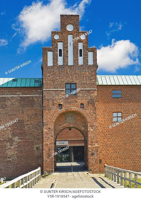 Malmöhus Castle, largest Renaissance Castle of Scandinavia, Malmö Municipality, Skane County, Sweden, Europe