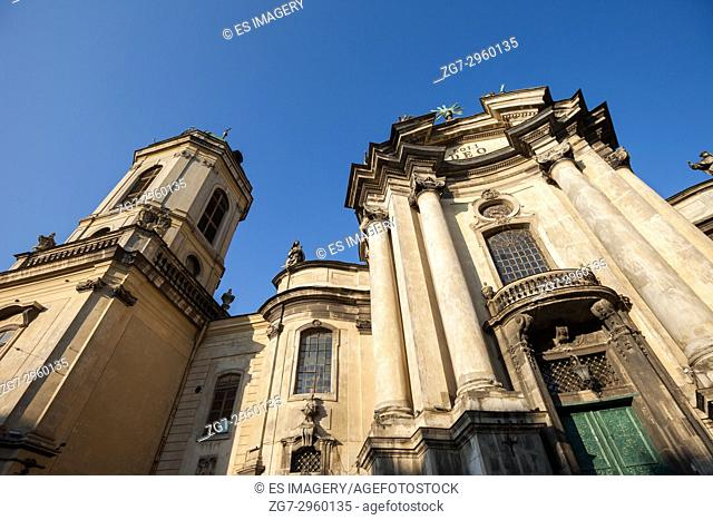 Church of the Holy Communion (Dominican Cathedral, Lviv, Ukraine