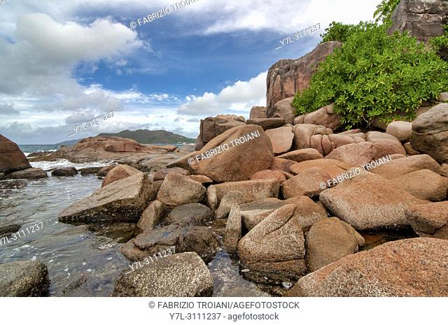 Ile St. Pierre, Seychelles