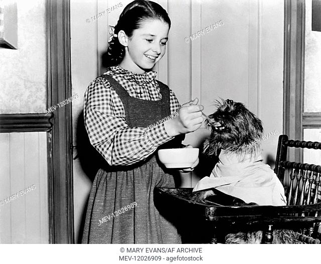 Virginia Weidler Characters: Patricia Victoria 'Patsy' Sanderson Film: Bad Little Angel (USA 1939) Director: Wilhelm Thiele 27 October 1939
