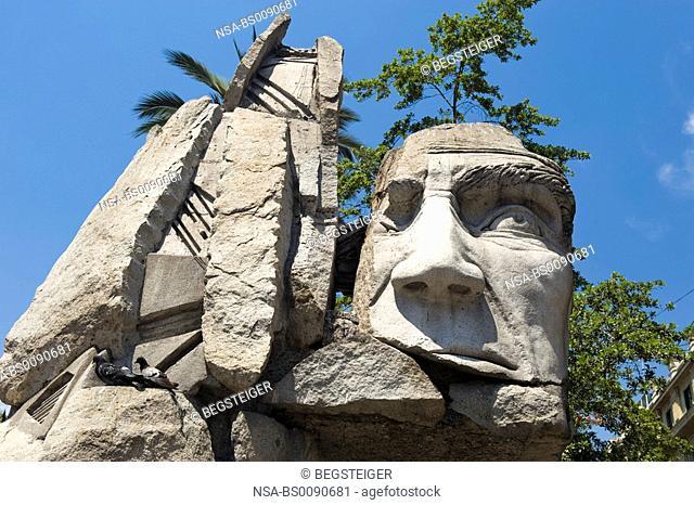 monument, Placa de Armas, Santiago de Chile