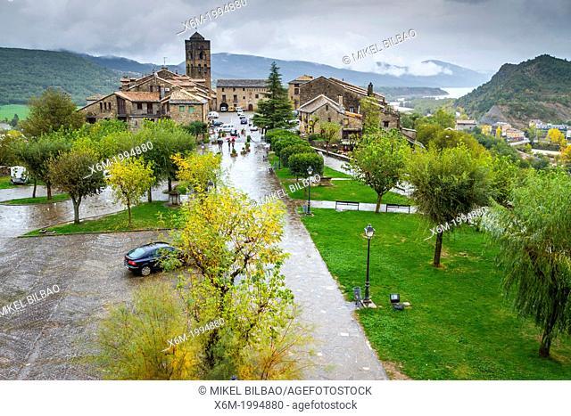 Ainsa-Sobrarbe. Huesca, Aragon, Spain, Europe