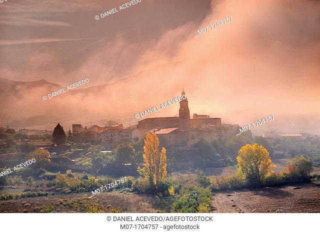 Salinillas de Buradón, Alava, Rioja Alavesa