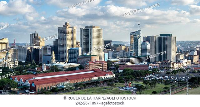 Durban or eThekwini. KwaZulu Natal. South Africa