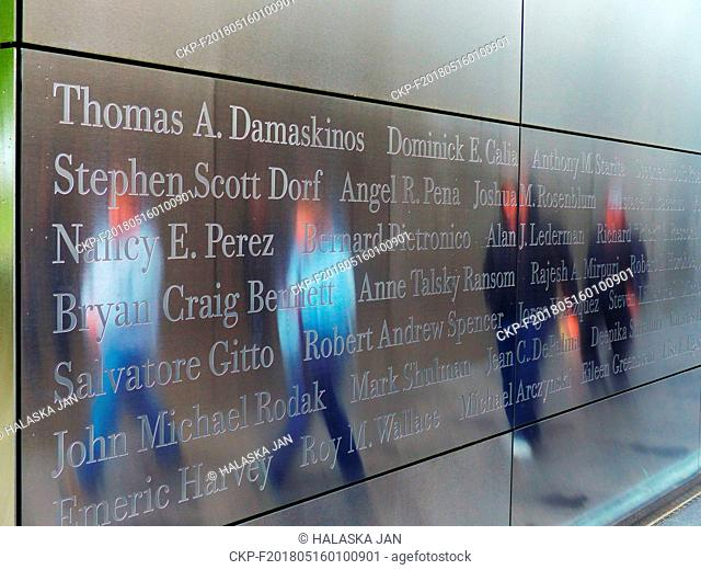 Empty Sky is the official New Jersey September 11 memorial to the state's victims of the September 11 attacks on the United States