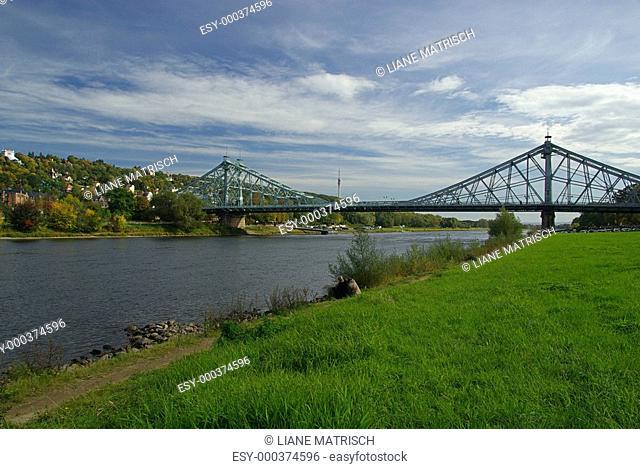 Dresden Blaues Wunder - Dresden Blue Wonder 02