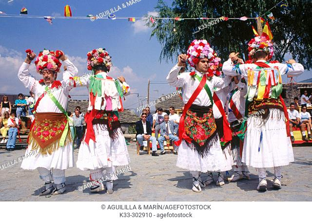 Majalrayo. Guadalajara province. Castilla-La Mancha. Spain
