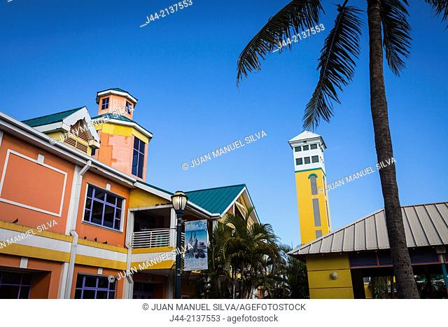 Port Authority Building, Nassau City, New Providence Island, Bahamas