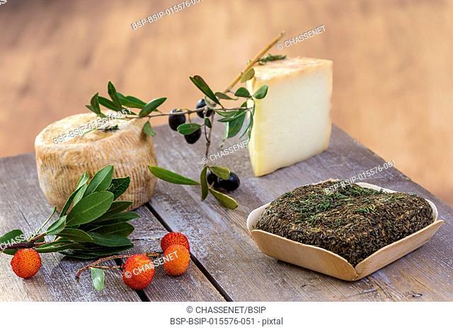 Corsican specialities
