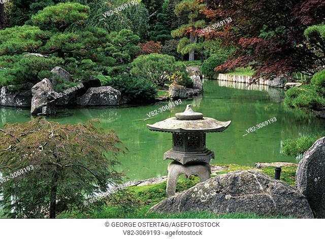 Japanese Garden, Manito Park, Spokane, Washington