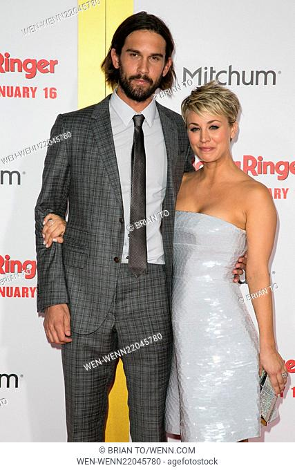 "Celebrities attend World premiere of Screen Gems """"The Wedding Ringer"""" at TCL Chinese Theater in Hollywood. Featuring: Ryan Sweeting"