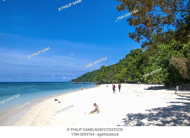 Pulau Manukan, Tunku Abdul Rahman Park, Sabah