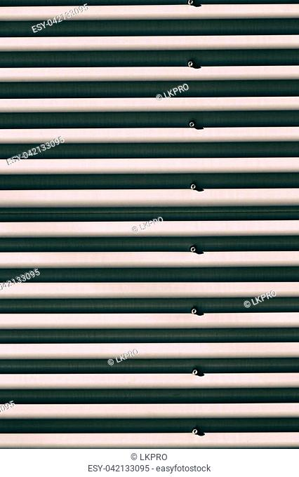 in australia the texture of metal corrugated wall like background surface