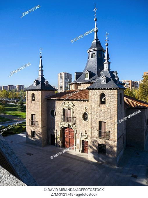 Ermita de la Virgen del Puerto. Madrid, Spain
