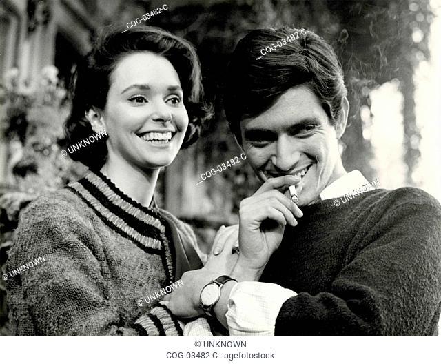Susan Strasberg in una scena del film Il Disordine, Italia 1962