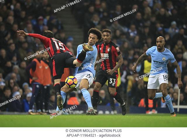 2017 EFL Championship Football Bolton v Cardiff City Dec 23rd. 23rd December 2017, Etihad Stadium, Manchester, England; EPL Premier League football