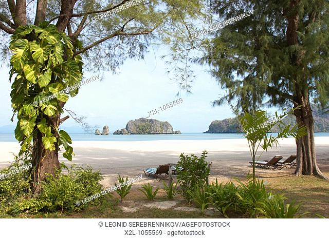 Tanjung Rhu beach  Langkawi, Malaysia