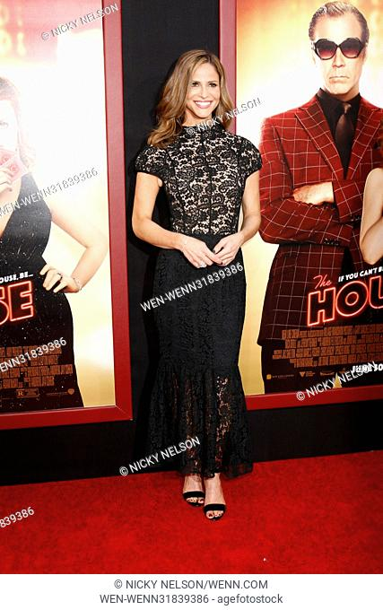 """""""""""""""The House"""""""" Premiere at the TCL Chinese Theater IMAX on June 26, 2017 in Los Angeles, CA Featuring: Jason Mantzoukas Where: Los Angeles, California"""