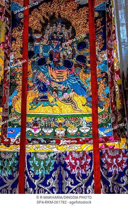 namgyal monastery, dharamsala, himachal pradesh, India, Asia