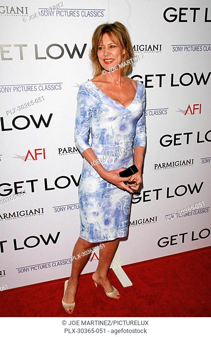 Christine Lahti at the Premiere of Sony Pictures Classics' Get Low. Arrivals held at the AMPAS Samuel Goldwym Theater in Beverly Hills, CA, July 27, 2010