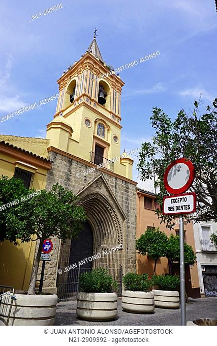 San Isidoro Church. Seville, Andalucia, Spain, Europe