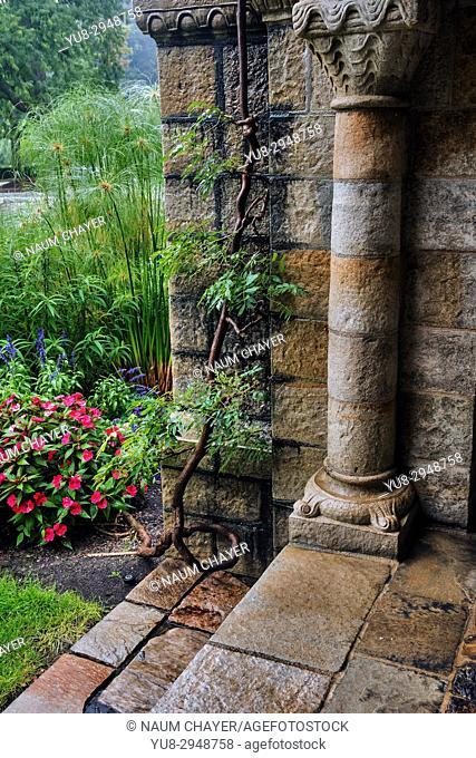 Bryn Athyn Cathedral, Bryn Athyn Historic District, Pennsylvania, USA