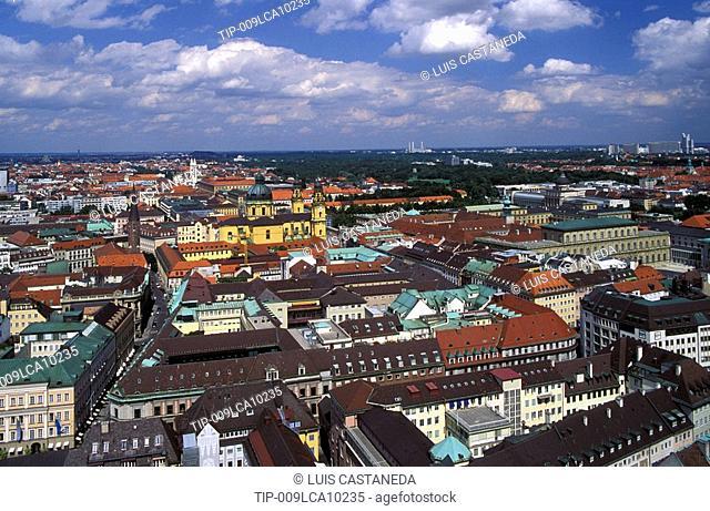 Germany, Bavaria, Munich, general view
