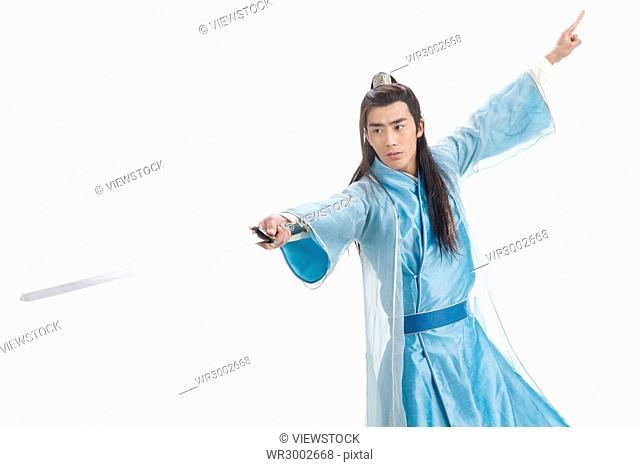 A Swordsman