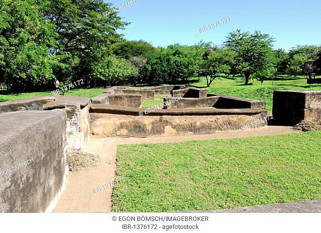 Ruins of Leon Viejo, Leon, Nicaragua, Central America