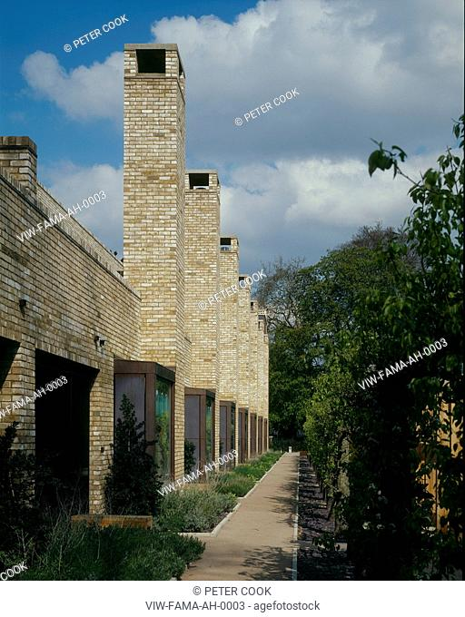 ACCORDIA HOUSING, CAMBRIDGE, UNITED KINGDOM, Architect FEILDEN CLEGG BRADLEY/ALISON BROOKS/ MACREANOR LAVINGTON ARCHITECTS
