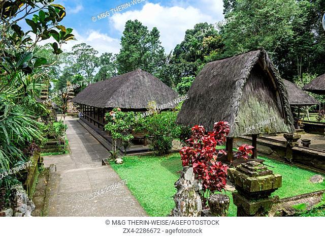Pura Luhur Batukaru Temple, Bali, Indonesia