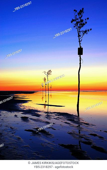 Rock Harbor Sunset, Cape Cod