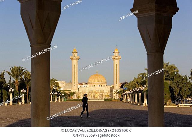 Tunez: Monastir Bourguiba Mausoleum