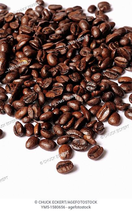 Hawaiian grown coffee beans