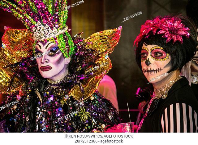 Annual West Hollywood Halloween Costume Festival, Los Angeles, California, USA
