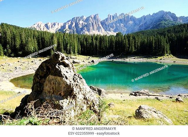 Lake Karrersee