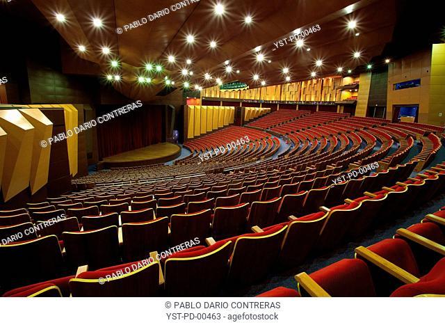 Teatro Positivo, Curitiba, Paraná, Brazil