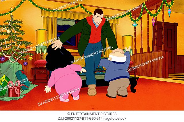 RELEASE DATE: November 27, 2002. MOVIE TITLE: Eight Crazy Nights. STUDIO: Meatball Animation. PLOT: Adam Sandler invites you to share some holiday cheer in the...