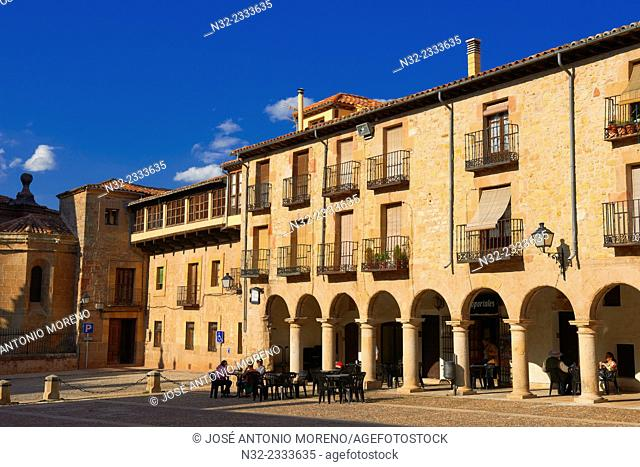 Sigüenza, Guadalajara province, Castilla-La Mancha, Spain