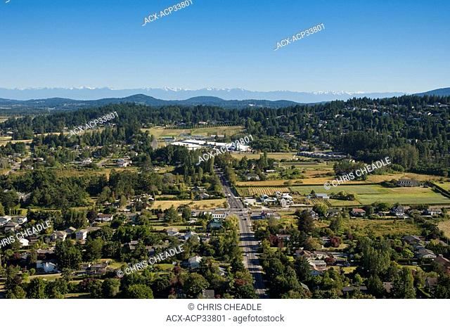 East Saanich Road, North Saanich, British Columbia, Canada