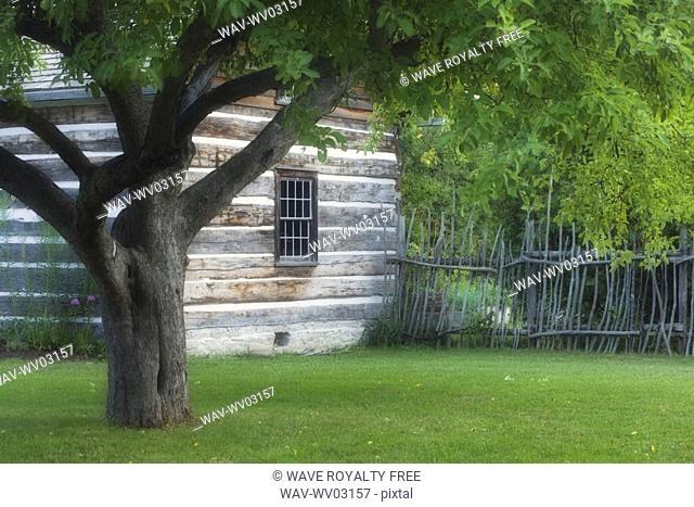 Heritage Building - Balls Falls Conservation Area Vineland Ontario, Canada, Ontario, Vineland