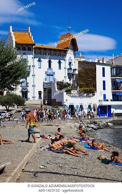 Cadaques, Alt Emporda, Costa Brava, Girona province, Catalonia, Spain