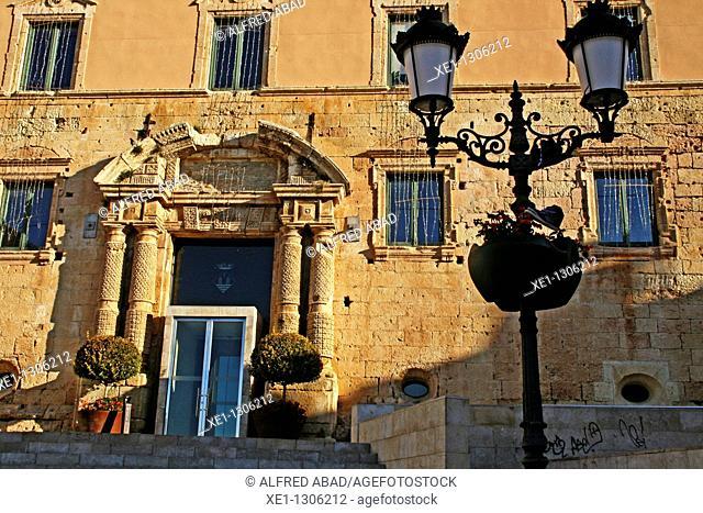 Castell nou, Renaissance, Torredembarra, Catalonia, Spain