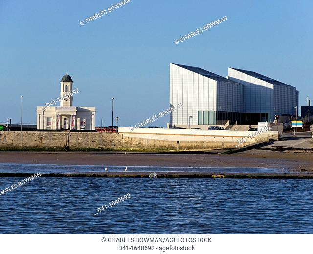 Europe, UK, England, Kent, Thanet, Margate Turner gallery