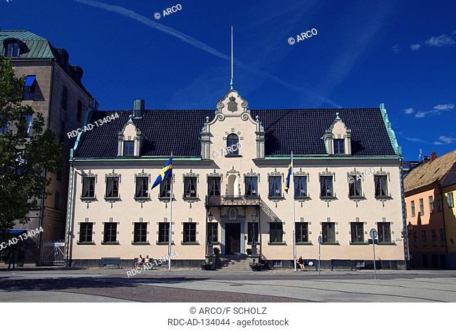 Office of district president Malmo Skane Sweden Residenset Malmö