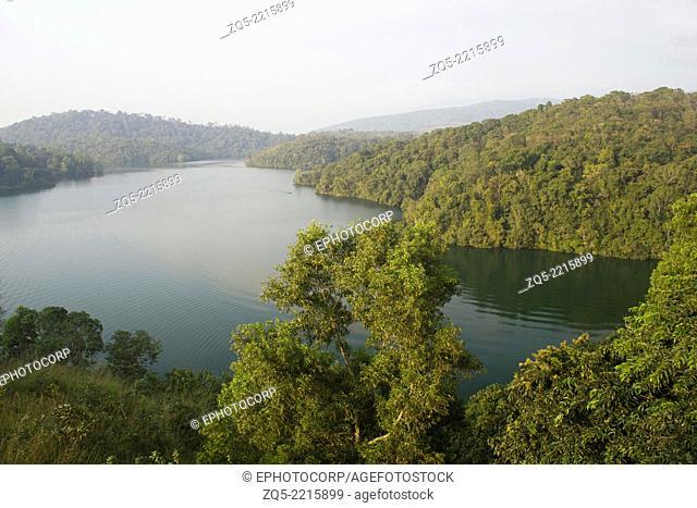 Neyyar dam, Neyyar Wildlife Sanctuary, Kerala