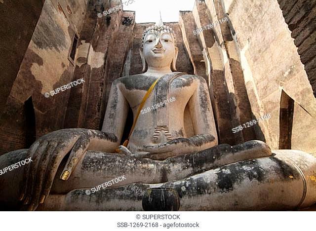 Wat Sri Chum Sukhothai Thailand